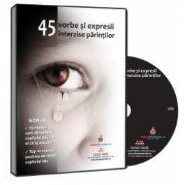 45 de cuvinte si expresii interzise parintilor