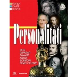 Marea carte despre Personalităţi