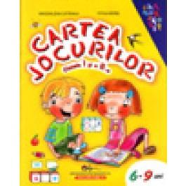 Cartea jocurilor clasele I - II