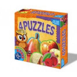 FRUCTE - 4 puzzle