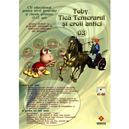 CD Toby, Tica Temerarul - eroii antici ヨ joc