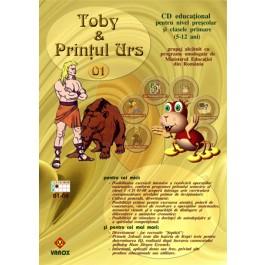 CD Toby - Printul Urs ヨ joc