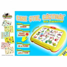 CINE STIE CASTIGA JUNIOR - NEW GENERATION