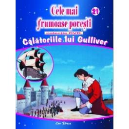 Calatoriile lui Gulliver DVD