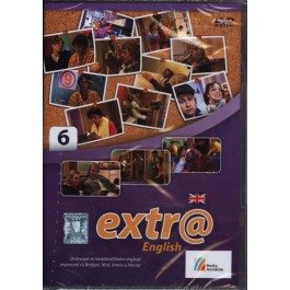 Extr@ English 6 Caiet+DVD