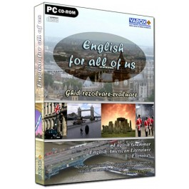 Ghid culegere English for all of us, de Nicolae Loghinaş