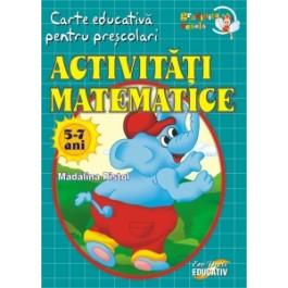 Gradinita vesela - Activitati matematice 5-7 ani