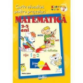 Gradinita vesela - Matematica 3-5 ani