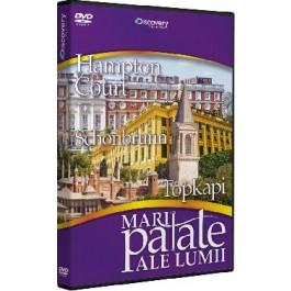 Hampton Court - Schobrunn - Topkapi  Mari Palate ale Lumii