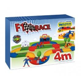 Kid cars-pista de formula-4 m
