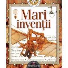 Mari inventii - Descopere lumea