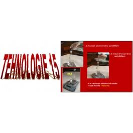 Masurari: densitate, unghiuri, conicitati Tehno 15