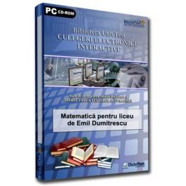 Matematica pentru liceu - Emil Dumitrescu