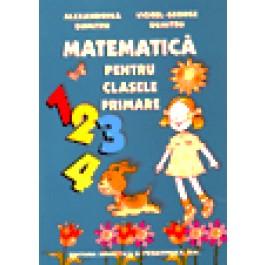 Matematica pentru clasele primare-culegere