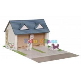 Micul Arhitect - Asambleaza garajul