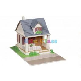 Micul Arhitect - Constuieste o vila - cutie mare