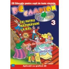 PC Campion - nr. 03 - Cei patru nazdravani la bal