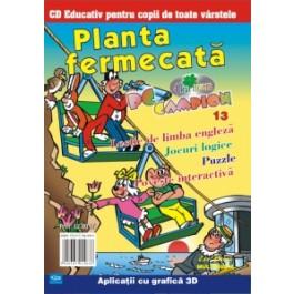 PC Campion - nr. 13 - Planta fermecata