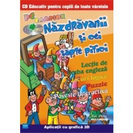 PC Campion - nr. 17- Nazdravanii - cei sapte pitici
