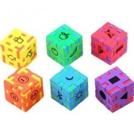 PUZZLE LITTLE GENIUS- SET DE 6