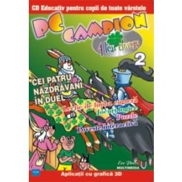 Pc Campion nr. 02 - Cei patru nazdravani in duel