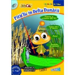 PitiClic in Delta Dunarii