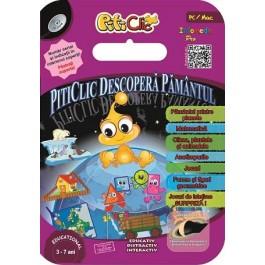 Piticlic - Descopere pamantul