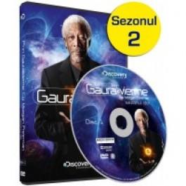 Prin Gaura de Vierme cu Morgan Freeman - Sezonul 2, Disc 1
