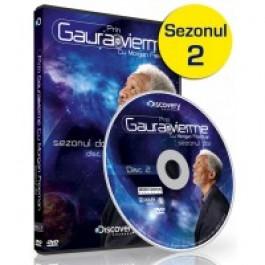 Prin Gaura de Vierme cu Morgan Freeman - Sezonul 2, Disc 2