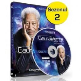 Prin Gaura de Vierme cu Morgan Freeman - Sezonul 2, Disc 4