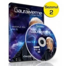 Prin Gaura de Vierme cu Morgan Freeman - Sezonul 2, Disc 5