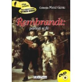 Micul geniu - Rembrandt-viata - opera