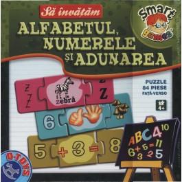 Sa invatam alfabetul, numerele - adunarea