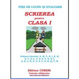 Scrierea cls 1 - Fise de lucru - evaluare � eBook