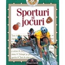 Sporturi si jocuri - Descopere lumea