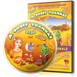 Toamna CD1- A sosit toamna