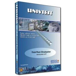 UnivTest Evaluator 7.6 - 5  licenta colectiva
