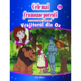 Vrajitorul din Oz DVD