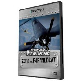 Zero vs. F4F Wildcat  Infruntarea. Dueluri aeriene