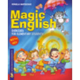 Magic English-exercises for elementary students