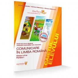 Comunicare în limba română – Cls a II-a – Sem II-caiet activitati