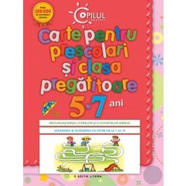 Carte pentru preşcolari şi clasa pregătitoare (5-7 ani)