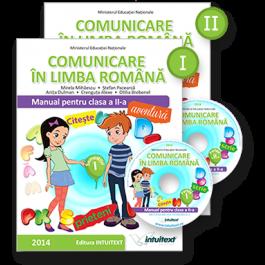 Manual comunicare în limba română - Clasa a II-a