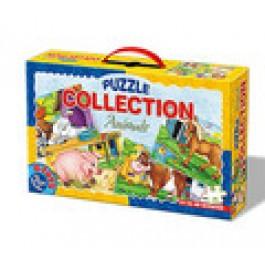 Colectie puzzle - Animale