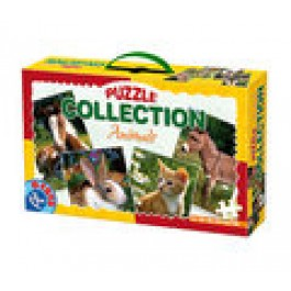 Colectie puzzle - Animale foto 1