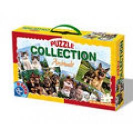 Colectie puzzle - Animale foto 2
