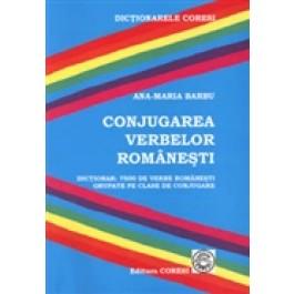 Conjugarea verbelor romanesti