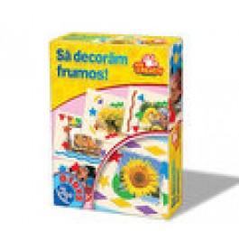 SA DECORAM FRUMOS - joc creativ