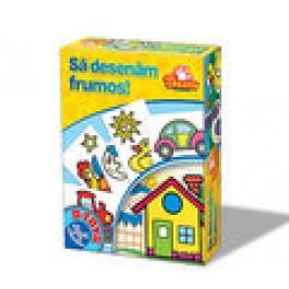 SA DESENAM FRUMOS  - joc creativ