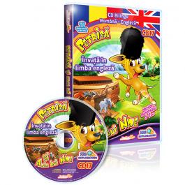 CD 17 - Petrică și Arca lui Noe - Engleză